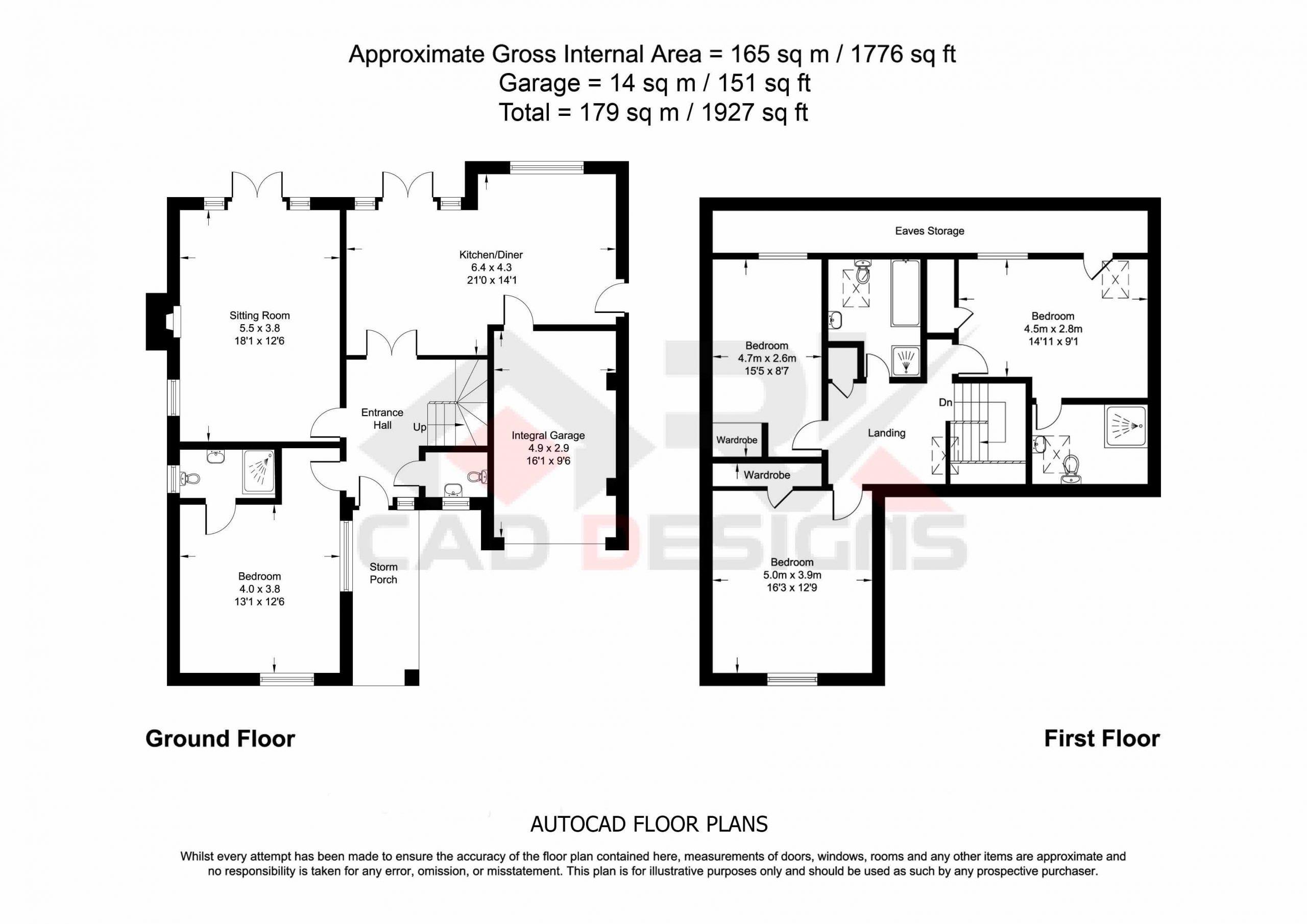 2d BW floor plan 2
